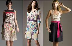 Summer spring dresses