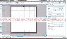 Duplicating in Silhouette Studio Just Got Easier ~