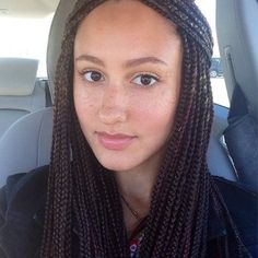 tia with braids - Google Search