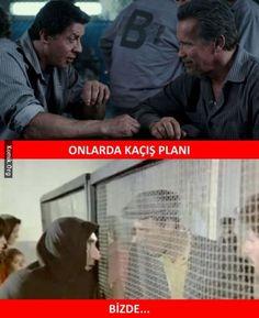 kaçış planı