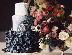 Beautifully Designed Wedding Cakes with Elegance