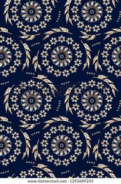 Flower Pattern Design, Flower Patterns, Geometric Patterns, Rotary, Flower Art, Digital Prints, Carpet, Fabrics, Quilts