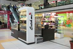 CatchMe Kiosk @ Pacific Mall