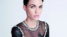 Ruby Rose reflects on her struggles with her mental health.
