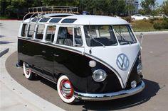 1963 Volkswagen Type 2 De Luxe
