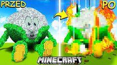 BORÓWKA BASIA - ŚWIEŻAKI W MINECRAFT - YouTube Yoshi, Minecraft, Dinosaur Stuffed Animal, Toys, Youtube, Animals, Fictional Characters, Art, Activity Toys