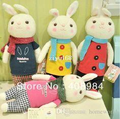 Best Metoo #Rabbit Tiramisu Plush Toy# Stuffed Animals Wedding Dolls 35cm Incudes Ear Under $26.98   Dhgate.Com