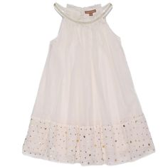 Sunlight Dress - Cream - Girls Sale - Up to 60% Off - Sale £27 4-5, 6-7