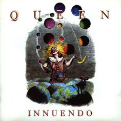 Innuendo - #queen #rock
