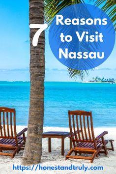 Looking for a fantastic Caribbean vacation? If you've never taken the time to visit Nassau, now is the time. Here are seven fantastic reasons to make this your next trip. You won't want to miss out on these recommendations for your Bahamas beach vacation. Cheap Beach Vacations, Free Vacations, Caribbean Vacations, Bahamas Beach, Nassau Bahamas, Beach Fun, Beach Trip, Beach Travel