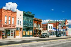 #TBT take a look at this historic street in Panguitch, Utah #realestate