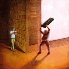TV and Books , Pawel Kuczynski ,