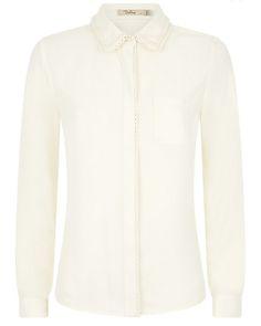 Darling Cream Wendy Shirt