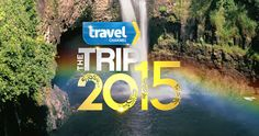 Think Hawaii and enter Travel Channel's The Trip 2015 sweeps for a chance to win a $100,000 dream vacation to Hawaii! http://travelchannel-thetrip.promo.eprize.com?