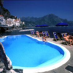 Favorite!  Hotel Luna Convento, Amalfi