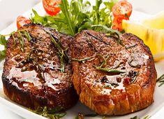 وصفات: ستيك لحم بالزنجبيل فى الفرن