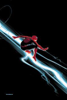 artverso:    Kaare Andrews - Spider-Man