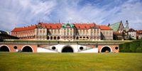 Zamek Królewski w Warszawie Mansions, House Styles, Home Decor, Historia, Poland, History, Decoration Home, Manor Houses, Room Decor