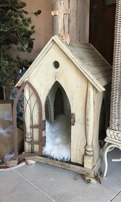 Church dog kennel : Only the best for your beloved 4 legged furry pet. Your pup… – dog kennel outdoor Metal Dog Kennel, Custom Dog Kennel, Dog Kennel Designs, Dog Kennel Cover, Diy Dog Kennel, Kennel Ideas, Cheap Dog Kennels, Luxury Dog Kennels, Cheap Dog Cages