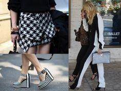 No heels - No party: Black Trend Alert.    http://www.noheels-noparty.com/2013/03/black-trend-alert.html