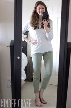 Great length on these Level 99 Patrick Cropped Chino Pants!  Color is versatile but refreshing change from khaki.