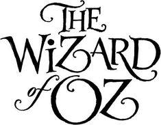 wizard hand font