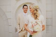 The Perfect Dress: Our Bride London