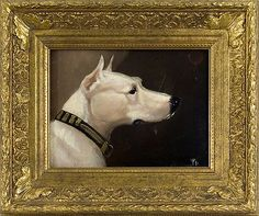 Trintham Monark (1896) J Wheeler English 19th C) BullTerrier
