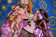 Cute :), kissing Pascal