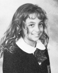 "Nicole Richie (seen here in fifth grade) attended The Buckley School in Sherman Oaks, California. ""I was taken out of school and had tutors,"" Richie has said of her unconventional upbringing. ""By the time my father went onstage, I was asleep."""