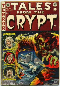 tales from the crypt comic - Google Search