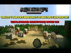 CONNECT MINECRAFT SERVERS TUTORIAL BUNGEE CORD TUTORIAL - Minecraft pe server erstellen iphone