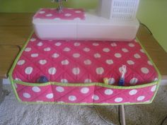 Get Your Craft On: Tutorial - Sewing Machine Quilt