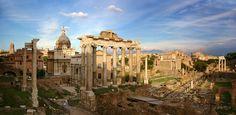 Forum Romanum Rom - Italie — Wikipédia