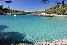 Calas de Mallorca: Las 10 Más Bonitas y Mejores River, Outdoor Decor, Balearic Islands, Calla Lilies, Viajes, Vacation, Rivers