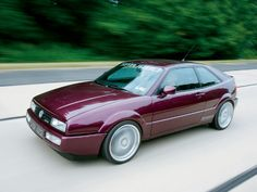 been having an oddly specific desire for a purple corrado slc