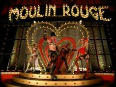 Christina Aguilera, Lil' Kim, Mya, Pink - Lady Marmalade (burlesque - not the movie)