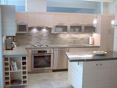 Mid Century Modern Kitchen Remodel dramatic mid-century makeover | mid century modern kitchen, mid
