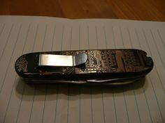 Customowe чехлы для ножей Victorinox :: knives.pl - ожесточенные споры
