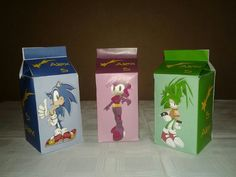 Specialised printed boxes