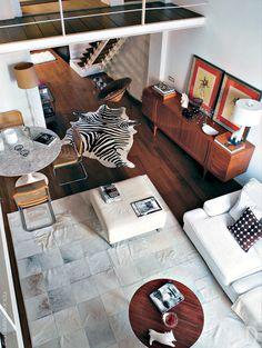 miiid century modern home
