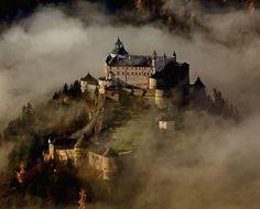 "Castle Hohenwerfen Austria """