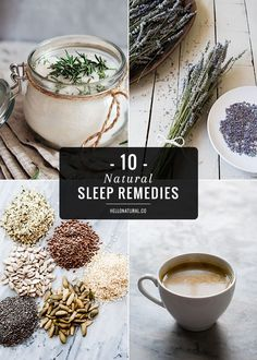 10 Natural Sleep Remedies for Your Best Sleep Ever
