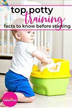 Whether you are potty training girls or boys, knowing important facts such as when to start, how to be successful and tricks and tips will make everything easier. Regression and battles are less likely when you recognize the signs of readiness in toddlers, know the products to get and discover the most important truth for how to successfully potty train! #pottytraining #toddler #toilettraining #toddlerpottytraining Mindful Parenting, Good Parenting, Potty Training Regression, Taking Care Of Baby, Potty Trainer, Toddler Potty Training, Toilet Training, Happy Mom, Baby Development