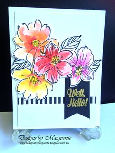 Designs by Marguerite: Alternew Stamp Sets