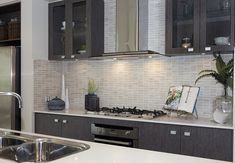 Kitchen splashback tiles - Beaumont Tiles