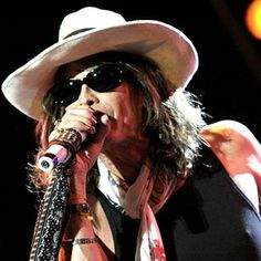 Steven Tyler became a grandparent at age 56. When he's not touring with Aerosmith or judging on American Idol, the rocker is a family man at heart. The father of four is grandfather to 8-year-old Milo, son of daughter Liv Tyler. #Celebrity #grandparents