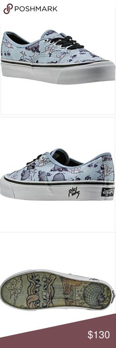 VANS  Robert Williams  Malfeas Brand New with damage box. Womens 6.0 642df7d6c28