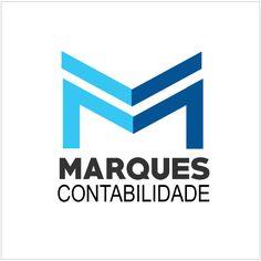Criação de logotipo para Marques Contabilidade