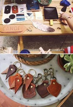 I'm so thrilled about today's giveaway, and also a little jealous of the SF Bay Area residents who get to enter! Have you heard of Canoe? Based in Austin, it's a leather goods studio that creates gorgeous accessories that combine modern explorations in pattern with the age-old appeal of the handmade. Natalie Davis, the talented …